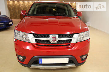 Fiat Freemont 3.0 2013