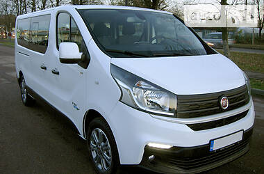 Renault Trafic пасс. Talento Panorama M1 2018