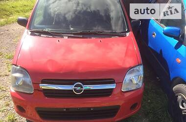 Opel Agila  2004