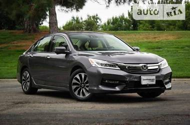 Honda Accord Touring Hybrid  2017