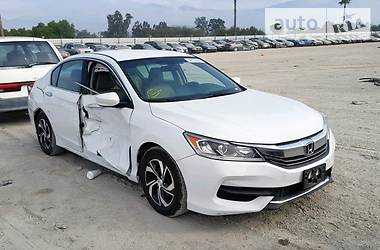 Honda Accord LX  2016