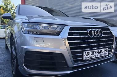 Audi Q7 3.0TDI S-Line LED 2016