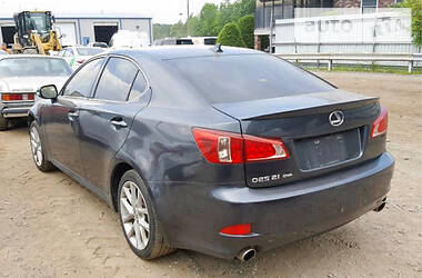 Lexus IS 250 AWD 2010