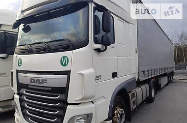 DAF XF 460 FT 2014