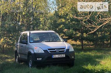 Honda CR-V 4x4  2004