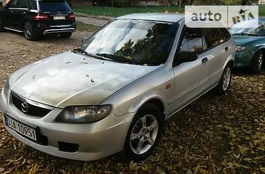 Mazda 323F расталінг 2001