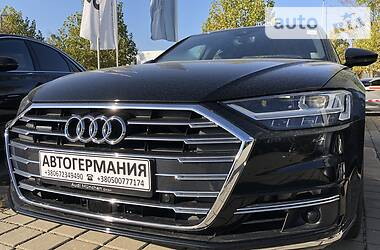 Audi A8 50TDI Matrix-LED 2019