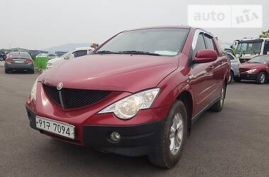 SsangYong Actyon Sports  2006