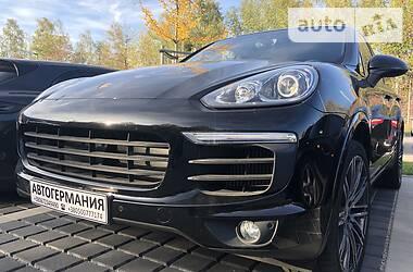 Porsche Cayenne 3.0TDI Platinum Edit 2017