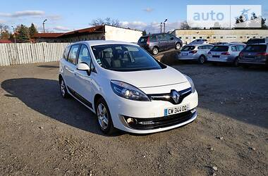 Renault Grand Scenic 1.6DCI 2013