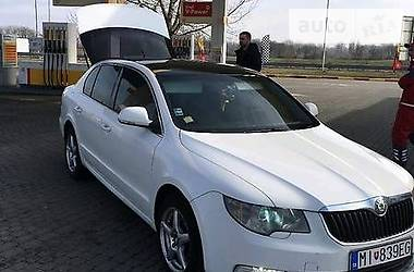 Skoda SuperB New  2009