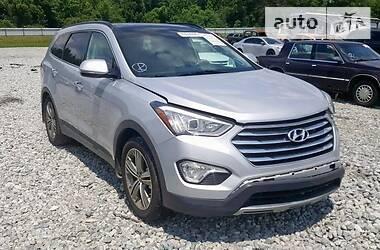 Hyundai Santa FE GLS 2014