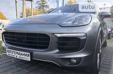 Porsche Cayenne S LED Carbon 2016