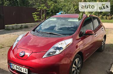 Nissan Leaf 24   2014
