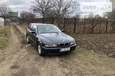 BMW 525 Common Rail   2001