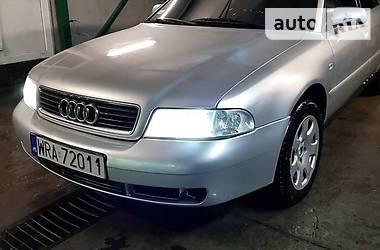 Audi A4 рестадинг 1999