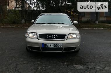 Audi A6 2.5 TDI 110 kw Немец 1999