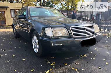 Mercedes-Benz W114/W115 бронированный 7 Б 1995