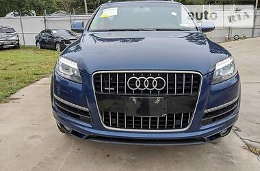 Audi Q7 SUPERCHARGED 2015