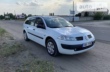 Renault Megane Универсал 2004