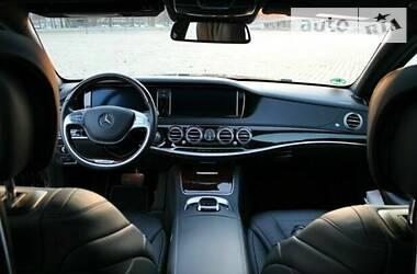 Mercedes-Benz S 350 9 G Tronic.max  2017