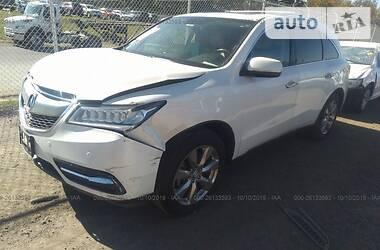 Acura MDX ADVANCE 2013