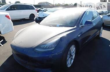 Tesla Model 3 Dual Motor Long Range Dual Motor 4x4 2018
