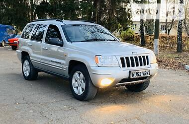 Jeep Grand Cherokee Limited 2003