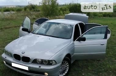 BMW 525  2001