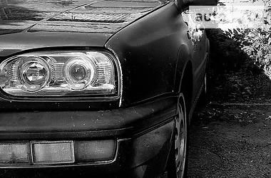 Volkswagen Golf III 1h1 1992