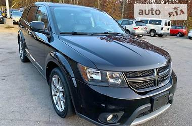 Dodge Journey R/T AWD Review 2014