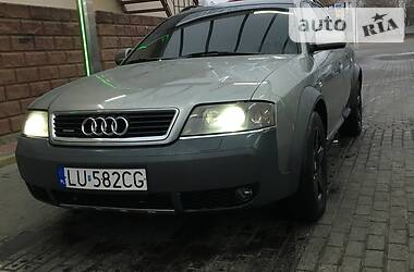 Audi Allroad LIMITED EDITION 2001