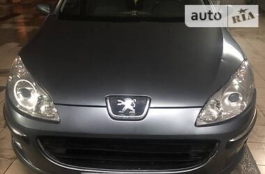 Peugeot 407 Lux 2007