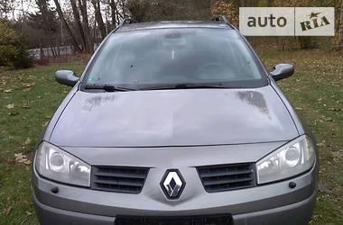 Renault Megane grand tour 2005