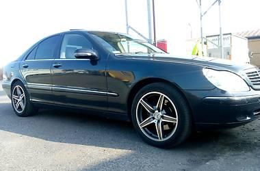 Mercedes-Benz S 320 W220 2002