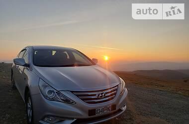 Hyundai Sonata LPG 2012