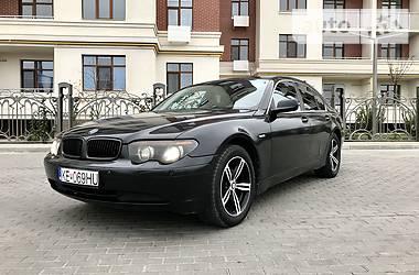 BMW 730 e65 m57 2003