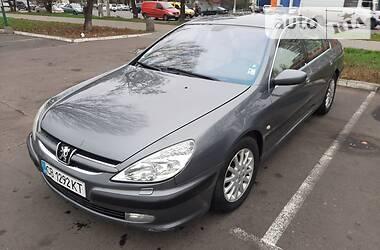 Peugeot 607 Lux 2003