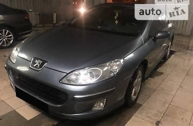 Peugeot 407 Sedan Lux 2006