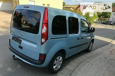 Renault Kangoo пасс. Privileg 2008