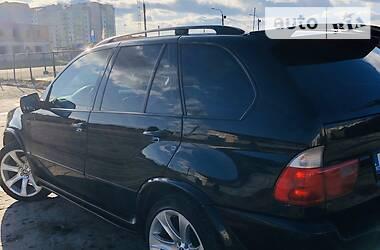 BMW X5 M 2001