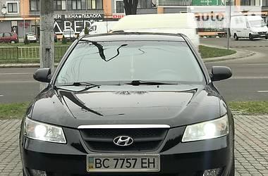 Hyundai Sonata NF 2006