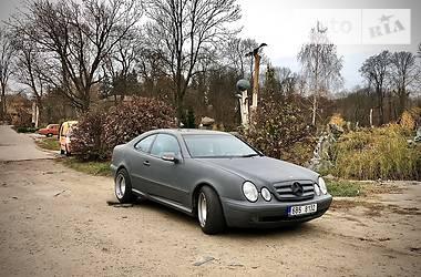 Mercedes-Benz CLK 200 sport 2001