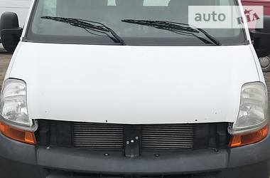 Renault Master груз.  2007
