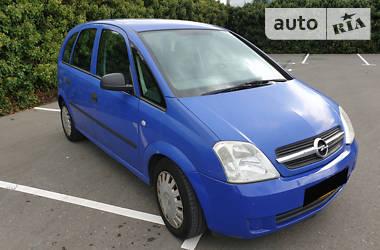Opel Meriva 1.7 CDTi Maxx 2006