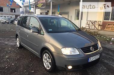 Volkswagen Touran DSG 2005