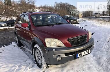 Kia Sorento 2.5crdi 4WD 2003