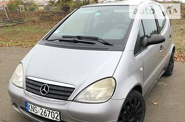 Mercedes-Benz A 170  2000