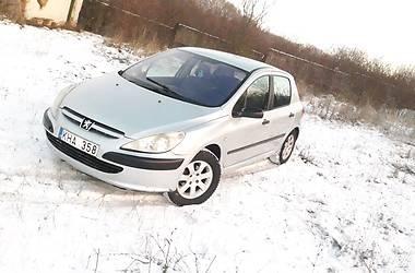 Peugeot 307 HDI 2004
