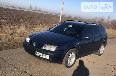 Volkswagen Bora 4motion 2000